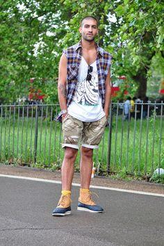 Men's street style   #WGTA #spsf