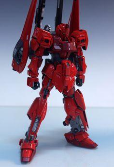 GUNDAM GUY: 1/100 Zero Shiki - Custom Build