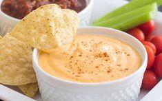 Green Chile Nacho Cheese Sauce [Vegan, Gluten-Free]