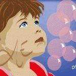 Niño haciendo pompas, #dibujos #dibujosgraficos #dibujosgraficosinfantiles, #dibujosgraficosniños,  #graficos #infantiles, #niños, #dibujosinfantiles, #dibujosniños,  http://www.dibujosgraficos.me-design.es
