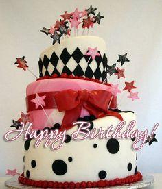 Geburtstag GB Pics - Happy Birthday - Gästebuchbilder Happy Birthday Quotes, Happy Birthday Images, Happy Birthday Greetings, Birthday Messages, Birthday Cards, Birthday Freebies, Happy Day, Fondant, Diy And Crafts