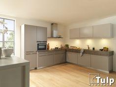 L-keuken van Tulp
