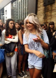 Lou Teasdale / NYC / June - July 2013
