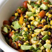 Black bean and corn salad - News9.com - Oklahoma City, OK - News, Weather, Video and Sports |