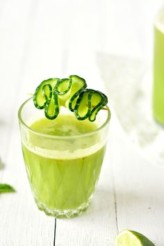 Pickles, Cucumber, Food, Apple Juice, Key Lime, Mint, Fruits And Veggies, Juice Extractor, Meal