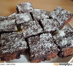 Kokosová buchta s rumovým máslem Christmas Cookies, Food, Xmas Cookies, Eten, Christmas Desserts, Meals, Holiday Cookies, Diet