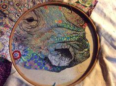 Sophie Standing Art (@textile_art) | Twitter