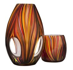 I think these vases would look really cool in the bookcase in our living room.  Love Missoni for Target.