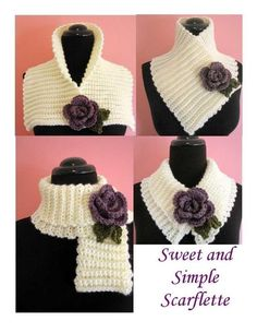 New Free Crochet cowl flower Suggestions PLEASE NOTE: This listing is for a PDF crochet pattern which can be used to make the pictured cape, Crochet Scarves, Crochet Shawl, Crochet Clothes, Crochet Stitches, Crochet Hooks, Knit Crochet, Crochet Style, Autumn Crochet, Spiral Crochet