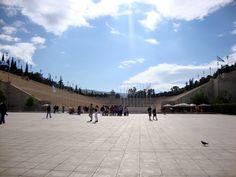 Local das olimpíadas...