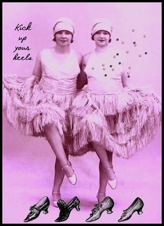 Wendylynn's Paper Whims: Kick Up Your Heels Card