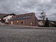The Chimney House By Dekleva Gregoric Architects