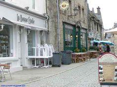 Local restaurants in Roscoff Brittany