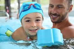 Autistic kids can benefit tremendously from swimming. Here are some practical tips on how to teach them to swim.