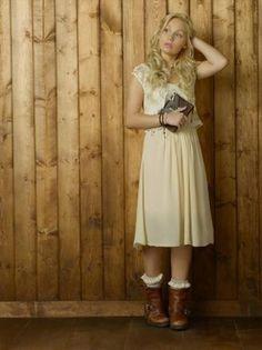 Clare Bowen - Nashville's Scarlett O'Connor