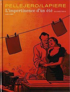 """Tina Modotti y Edward Weston en """"Un verano insolente"""", de Rubén Pellejero y Denis Lapière."""
