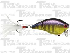 Lucky Craft's LC Wake bait.