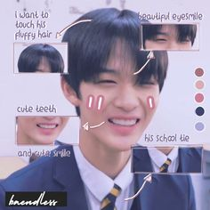 Bae, Cute Tooth, Body Map, Face Swaps, Fluffy Hair, Digital Art Tutorial, Funny Faces, Jinyoung, Boyfriend Material