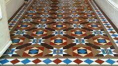 Hallway in Edwardian/Victorian tiles?