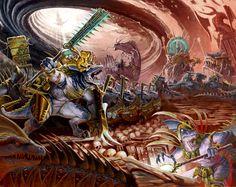 SERAPHONS #ageofsigmar #warhammer #art #fantasy #aos #gamesworkshop #Seraphon Total Warhammer, Warhammer Art, Warhammer Fantasy, Warhammer 40000, Fantasy Battle, Fantasy Armor, Lizardmen Warhammer, Age Of Sigmar, The Elder Scrolls
