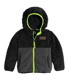 """The North Face Sherparazo Fleece Hoodie for Toddlers - TNF Black - 4T: """"""""""""Givingittle onesightweight… #Fishing #Boating #Hunting #Camping"""