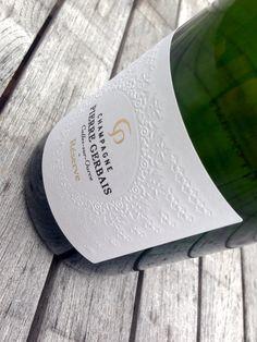 Champagne Pierre Gerbais - Extra Brut Édition.