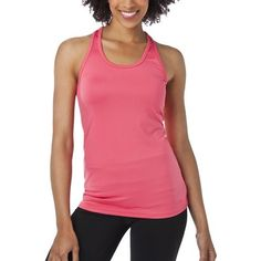 workout clothes - racerback tanks with built in bras I have these!  Comfy and they are great as an everyday shirt.  I have two in gray and one in black, hoping to get a few more!