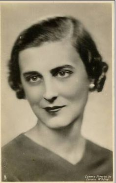 Princess Marina of Greece and Denmark, Duchess of Kent.