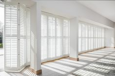 JASNO shutters - wide window