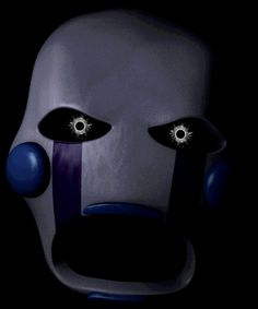 fnac is just making fun of the best animmitronic. THE PUPPET