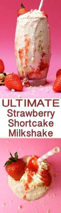 buttermilk strawberry shake this is sooo good roasted strawberry ...