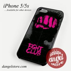Movie Poster Fight Club Phone case for iPhone 4/4s/5/5c/5s/6/6s/6 plus