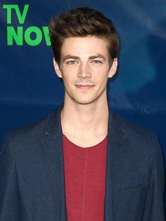 Actor Grant Gustin attends the CBS, The CW, Showtime & CBS Television Distribution's 2014 TCA Summer Press Tour Party at Pacific Design Center on July 17, 2014 in West Hollywood, California.