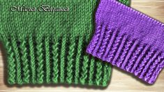 Light and beautiful knitting elastic , Light and beautiful knitting elastic Lace Knitting, Knitting Stitches, Knitting Designs, Knitting Projects, Baby Boy Knitting Patterns, Crochet Patterns, Crochet Baby, Knit Crochet, Crochet Hooded Scarf