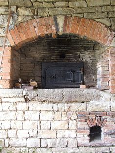 Bread Oven in Fouqueure, Poitou-Charentes, France