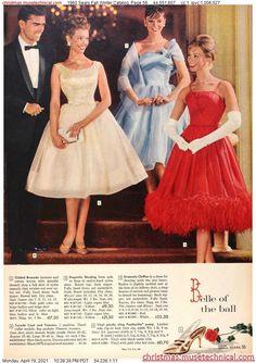 50s Dresses, Vintage Dresses, Vintage Outfits, Vintage Ads, Vintage Clothing, Vintage Style, 1960s Fashion, Modern Fashion, Vintage Fashion