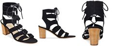 Marc Fisher Patsey Caged Dress Sandals - Sandals - Shoes - Macy's