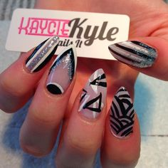 Kaycie Kyle: Black & White