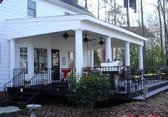 Custom Renovations | Raleigh Deck Builder | Covered Patio Builder