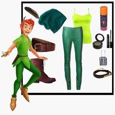 Peter Pan | 8 DIY Disney Costumes
