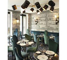 La Gauche Caviar, la table parisienne à la mode | Vogue