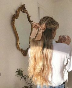 45 Ways To Style Pretty Hair Scarf - Page 14 - Hair and Beauty eye makeup Ideas To Try - Nail Art Design Ideas Hair Day, Your Hair, Girl Hair, Belage Hair, Hair Inspo, Hair Inspiration, Aesthetic Hair, Blonde Aesthetic, Princess Aesthetic