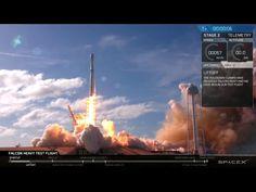 Falcon Heavy Test Flight https://youtu.be/wbSwFU6tY1c