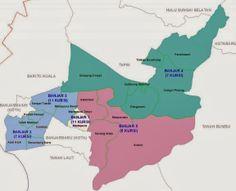 daftar nama caleg Kab Banjar dapil 3 DPRD