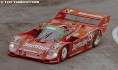 RSC Photo Gallery - Spa 1000 Kilometres 1986 - Porsche 962 no.17 - Racing Sports…