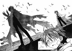 Ten-year-old prodigy Negi Springfield, has just graduated from magic academy, and in order to become a master mage he is sent to Japan to teach English at an all-girls middle school. But Negi has a bigger dream than just b ... his students into life-or-death battles that decides the fate of millions.