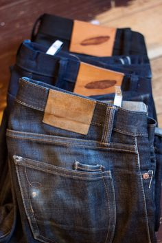 Jeans | Rogue territory | Diggin' the knife pocket.