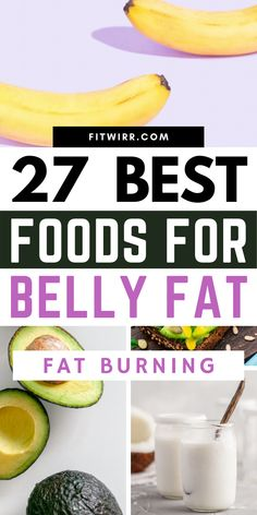 27 best foods to lose your belly fat. These 27 foods are best known as fat burning foods that can help you melt off your excess body weight and increase fat loss. How One Woman Discovered the Female Fat-Loss Code Missed by Modern Medicine And Lost Us Fast Weight Loss, Fat Fast, How To Lose Weight Fast, Best Fat Burning Foods, Fat Burning Drinks, Natural Fat Burning Foods, Healthy Food To Lose Weight, Healthy Meals, Burn Belly Fat