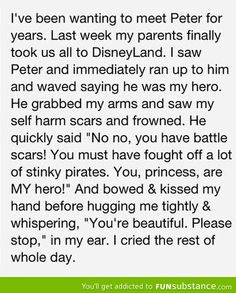 I am crying REAL tears right now, this is the sweetest most beautiful thing iv'e ever read in my life.