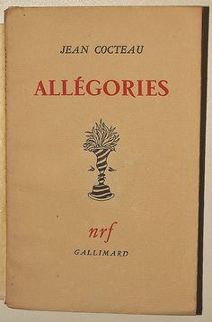Jean Cocteau: Allégories 1931